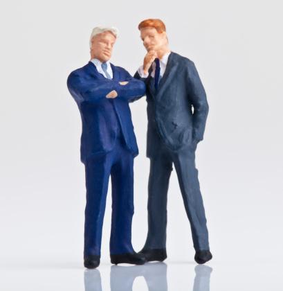 Figurine「Business」:スマホ壁紙(18)