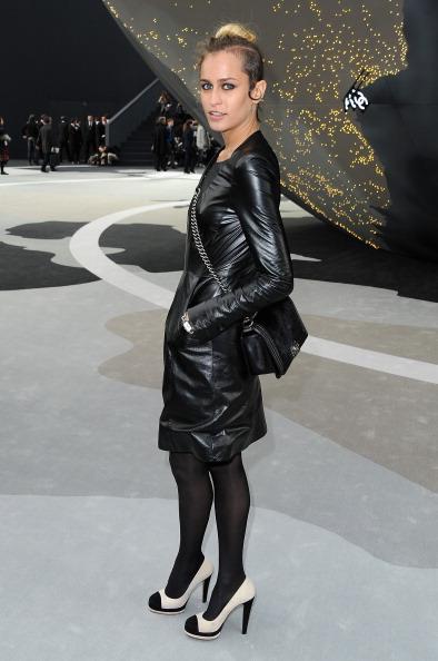 アリス デラル「Chanel - Front Row - PFW F/W 2013」:写真・画像(6)[壁紙.com]