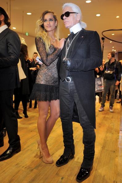 Alice Dellal「Chanel Tokyo Ephemeral Boutique Opening Reception 」:写真・画像(4)[壁紙.com]