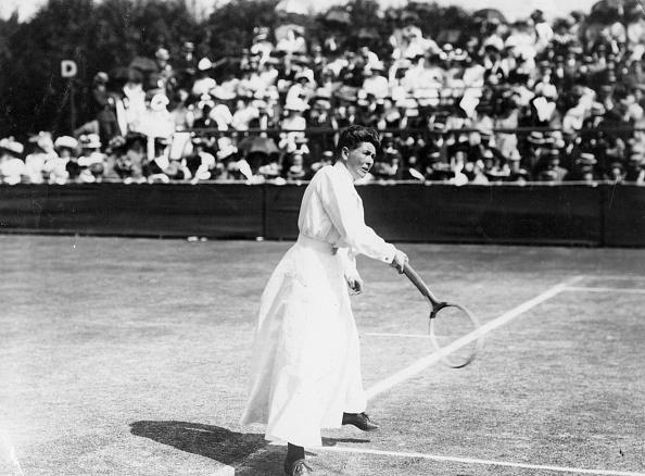 テニス「Charlotte Sterry」:写真・画像(2)[壁紙.com]