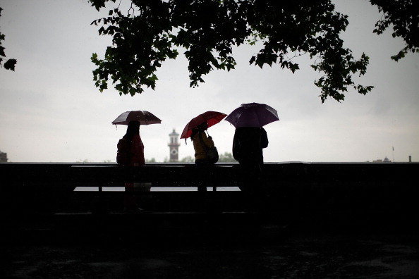 Weather「London Is Hit By Torrential Rain As July Becomes A Washout」:写真・画像(6)[壁紙.com]
