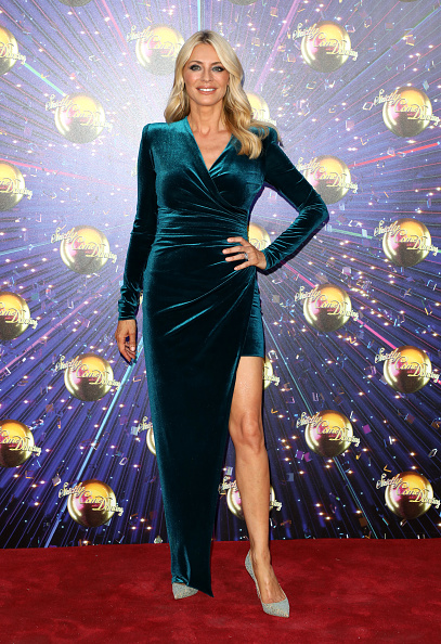 "Metallic Shoe「""Strictly Come Dancing"" Launch Show - Red Carpet Arrivals」:写真・画像(0)[壁紙.com]"