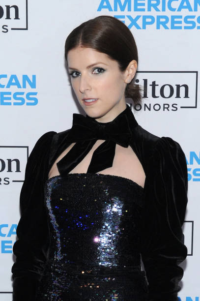 Anna Kendrick「Hilton And American Express Celebrate Launch Of Co-Brand Credit Card Portfolio With The Chainsmokers & Charlie Puth」:写真・画像(18)[壁紙.com]