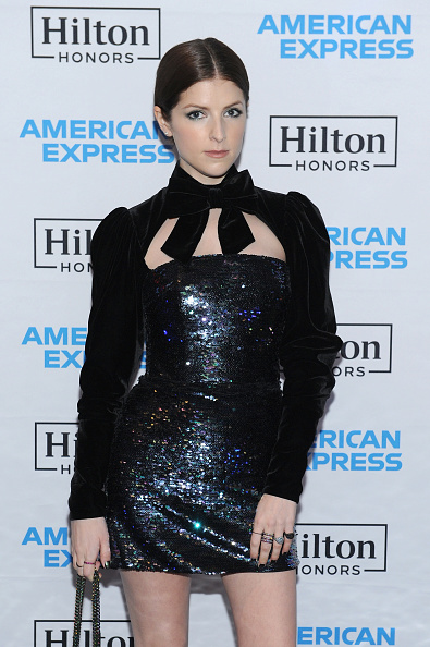Anna Kendrick「Hilton And American Express Celebrate Launch Of Co-Brand Credit Card Portfolio With The Chainsmokers & Charlie Puth」:写真・画像(6)[壁紙.com]
