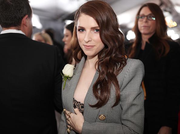 Anna Kendrick「60th Annual GRAMMY Awards - Red Carpet」:写真・画像(10)[壁紙.com]