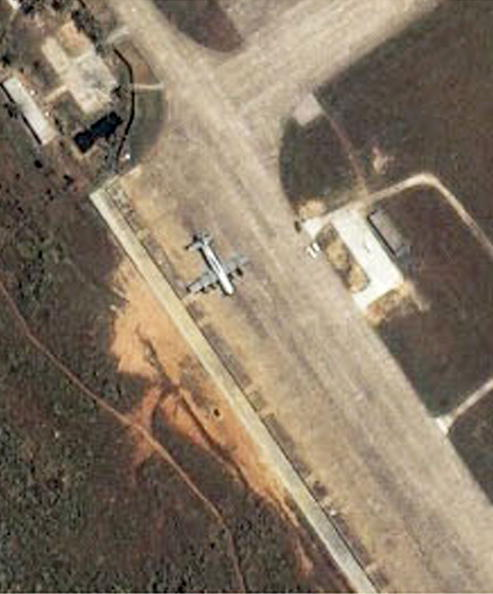 島「Satellite Image Of The Lingshui Military Airfield On The Southeastern Coast Of Haina」:写真・画像(14)[壁紙.com]