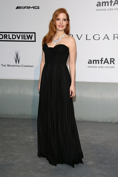 Black Color「amfAR's 21st Cinema Against AIDS Gala, Presented By WORLDVIEW, BOLD FILMS, And BVLGARI - Red Carpet Arrivals」:写真・画像(15)[壁紙.com]