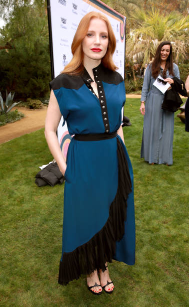 Ruffled「Variety's Creative Impact Awards and 10 Directors to Watch Brunch Red Carpet at the 29th Annual Palm Springs International Film Festival」:写真・画像(5)[壁紙.com]