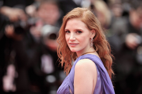 "Jessica Chastain「""Foxcatcher"" Premiere - The 67th Annual Cannes Film Festival」:写真・画像(2)[壁紙.com]"