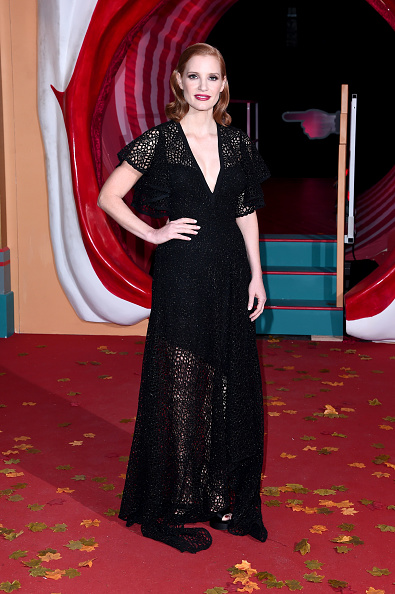 """Jessica Chastain「""""IT Chapter Two"""" European Premiere - VIP Arrivals」:写真・画像(17)[壁紙.com]"""