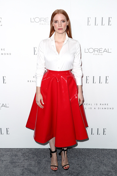 A-Line「ELLE's 24th Annual Women in Hollywood Celebration - Arrivals」:写真・画像(1)[壁紙.com]