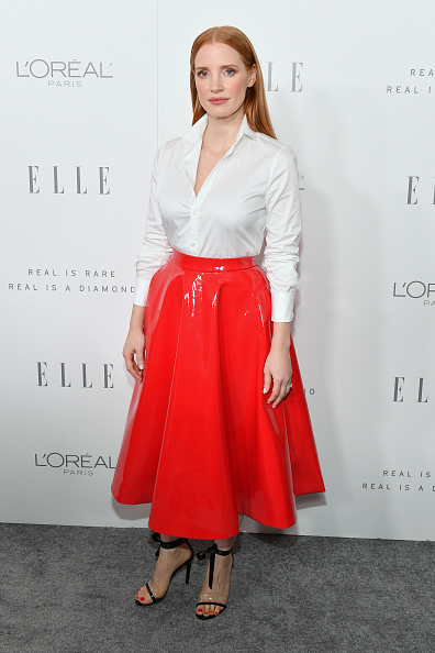 Celebration「ELLE's 24th Annual Women in Hollywood Celebration presented by L'Oreal Paris, Real Is Rare, Real Is A Diamond and CALVIN KLEIN - Arrivals」:写真・画像(11)[壁紙.com]