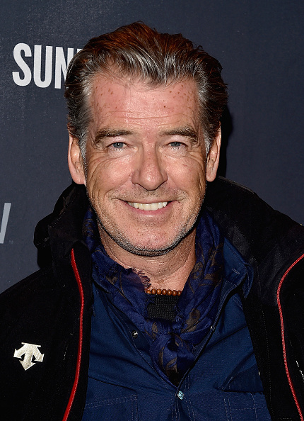 Pierce Brosnan「The Hollywood Reporter And Sundance TV 2017 Sundance Film Festival Official Kickoff Party - Arrivals - Park City 2017」:写真・画像(15)[壁紙.com]