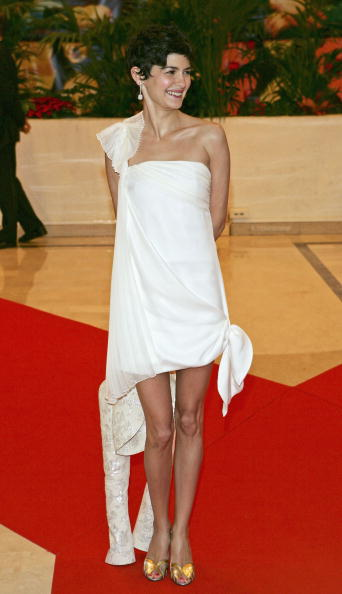 Audrey Tautou「Cannes - Opening Ceremony Dinner」:写真・画像(16)[壁紙.com]