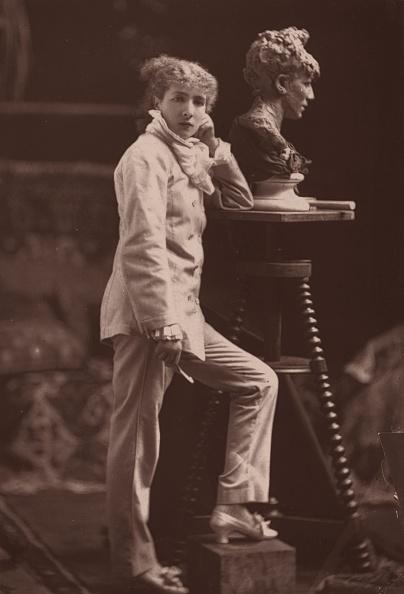Sculpture「Bernhardt Sculpture」:写真・画像(9)[壁紙.com]