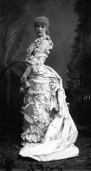 Evening Gown「Fashionable Bernhardt」:写真・画像(12)[壁紙.com]