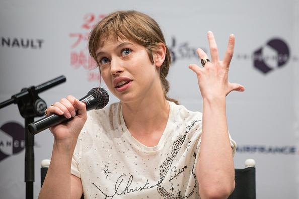 東京「'Les Innocentes' Talk Session - The 25th French Film Festival In Japan」:写真・画像(12)[壁紙.com]