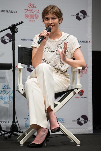 東京「'Les Innocentes' Talk Session - The 25th French Film Festival In Japan」:写真・画像(13)[壁紙.com]