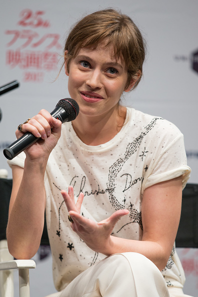 東京「'Les Innocentes' Talk Session - The 25th French Film Festival In Japan」:写真・画像(10)[壁紙.com]