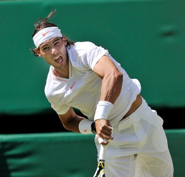 錦織 圭「Wimbledon Tennis Championships 2010」:写真・画像(6)[壁紙.com]