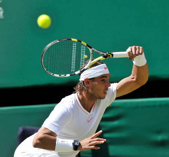 Kei Nishikori「Wimbledon Tennis Championships 2010」:写真・画像(6)[壁紙.com]