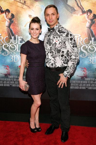"Cap Sleeve「""Cirque Du Soleil: Worlds Away"" New York Special Screening」:写真・画像(8)[壁紙.com]"