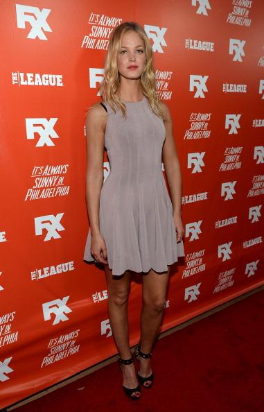 エリン・ヘザートン「FXX Network Launch Party And Premieres For 'It's Always Sunny In Philadelphia' And 'The League' - Red Carpet」:写真・画像(12)[壁紙.com]