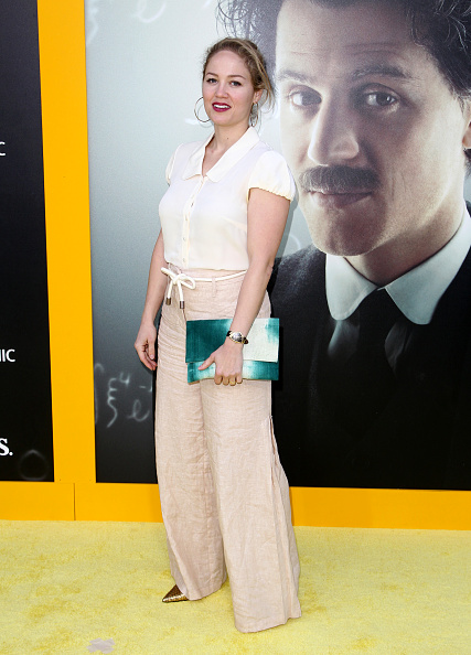 "Cream Colored「National Geographic's Premiere Screening of ""Genius"" in Los Angeles」:写真・画像(7)[壁紙.com]"