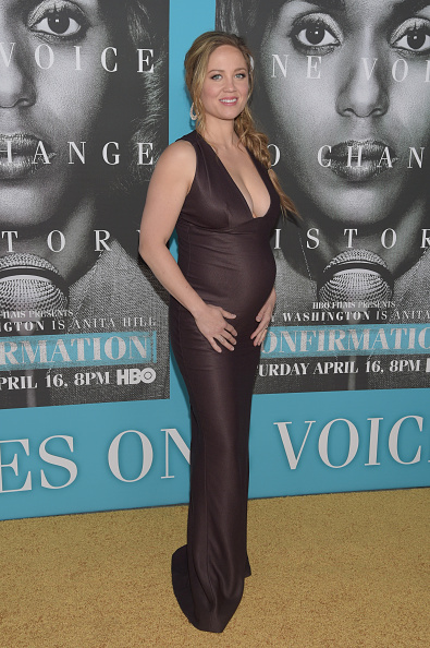 "Cleavage「Premiere Of HBO Films' ""Confirmation"" - Arrivals」:写真・画像(17)[壁紙.com]"