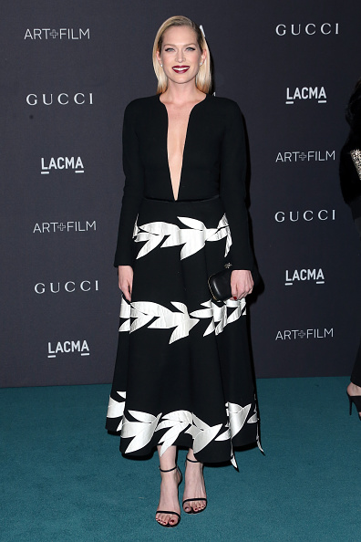 Open Toe「LACMA 2015 Art+Film Gala Honoring James Turrell And Alejandro G Iñárritu, Presented By Gucci - Arrivals」:写真・画像(4)[壁紙.com]
