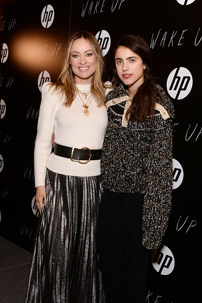 """Black Jeans「HP And The Lab at Anonymous Content Celebrate The Premiere Of Olivia Wilde's """"Wake Up"""" Starring Margaret Qualley」:写真・画像(2)[壁紙.com]"""