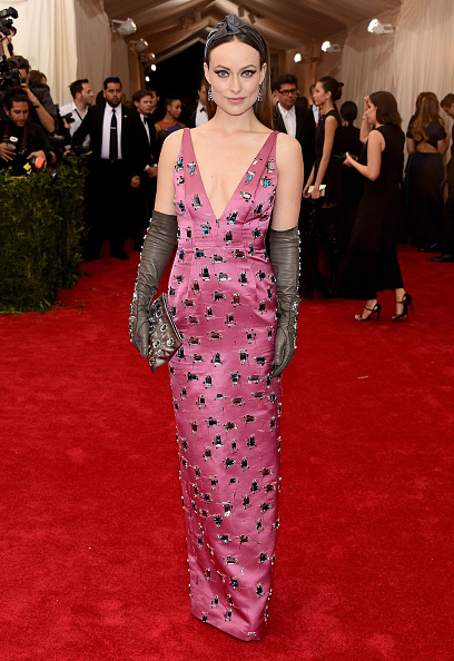 """White Gold「""""China: Through The Looking Glass"""" Costume Institute Benefit Gala - Arrivals」:写真・画像(13)[壁紙.com]"""