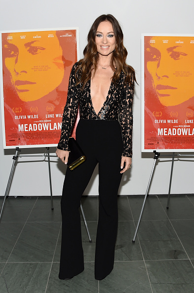 """Wavy Hair「New York Screening Of """"Meadowland"""" Directed By Reed Morano With Olivia Wilde Hosted By Martin Scorsese」:写真・画像(8)[壁紙.com]"""