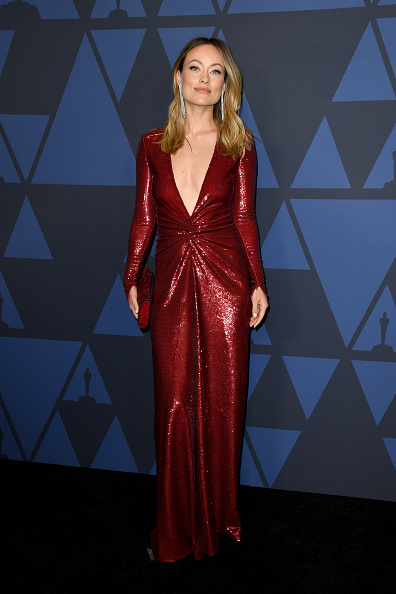Olivia Wilde「Academy Of Motion Picture Arts And Sciences' 11th Annual Governors Awards - Arrivals」:写真・画像(11)[壁紙.com]
