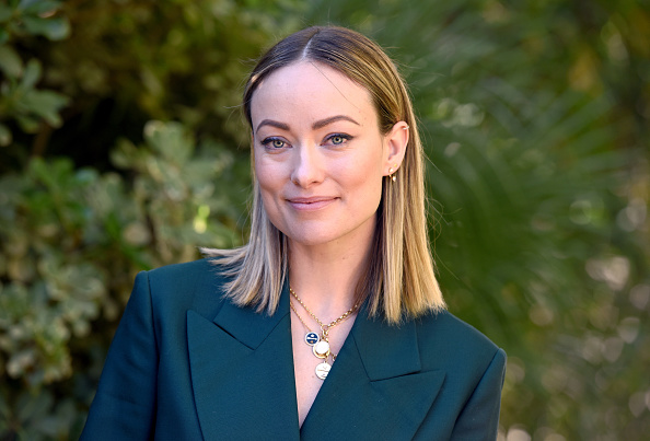 Olivia Wilde「30th Annual Palm Springs International Film Festival - Variety's Creative Impact Awards And 10 Directors To Watch Brunch」:写真・画像(0)[壁紙.com]