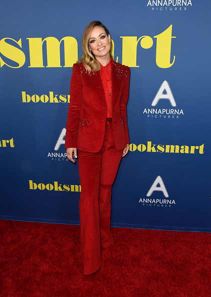 "Pant Suit「LA Special Screening Of Annapurna Pictures' ""Booksmart"" - Arrivals」:写真・画像(16)[壁紙.com]"