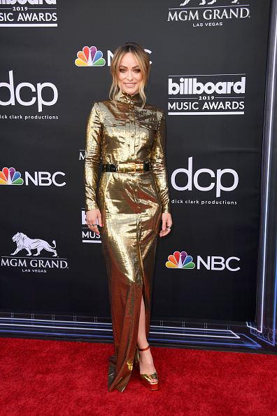 Metallic Dress「2019 Billboard Music Awards - Arrivals」:写真・画像(15)[壁紙.com]