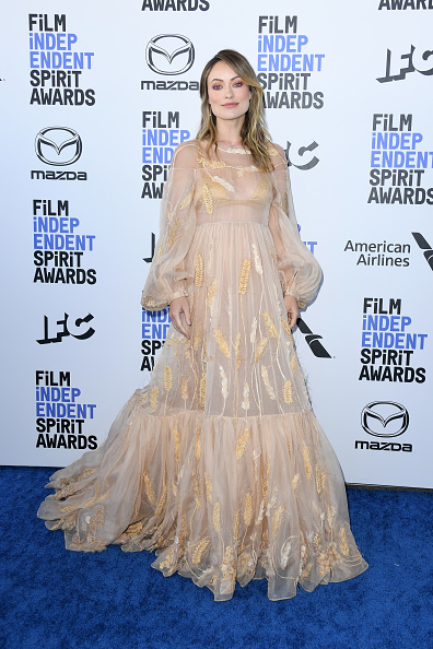 Chiffon「2020 Film Independent Spirit Awards  - Arrivals」:写真・画像(5)[壁紙.com]