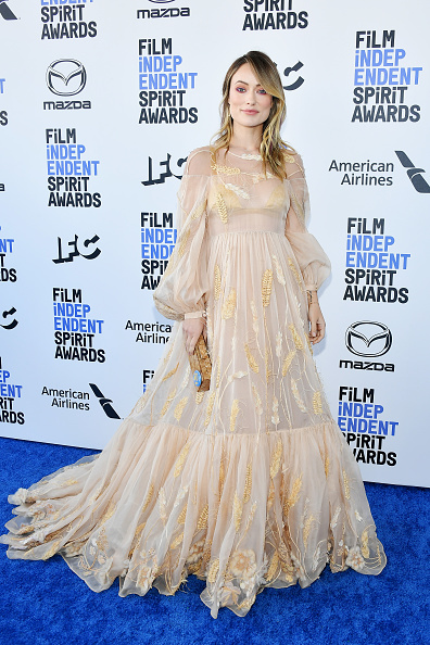 Gold Purse「2020 Film Independent Spirit Awards  - Red Carpet」:写真・画像(3)[壁紙.com]