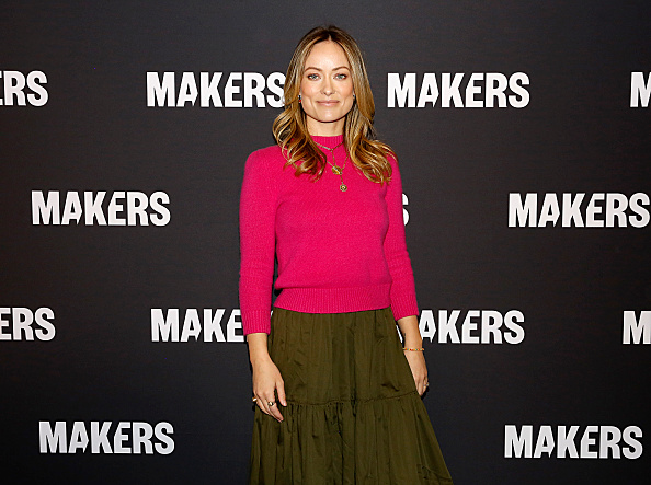 Olivia Wilde「The 2020 MAKERS Conference - Day Two」:写真・画像(1)[壁紙.com]