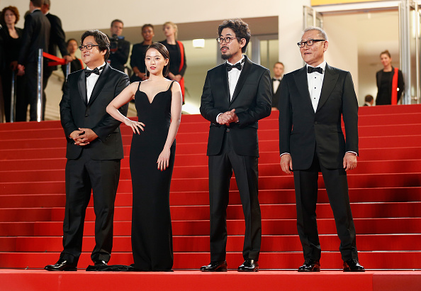 "Tristan Fewings「""The Strangers (Goksung)""  - Red Carpet Arrivals - The 69th Annual Cannes Film Festival」:写真・画像(18)[壁紙.com]"