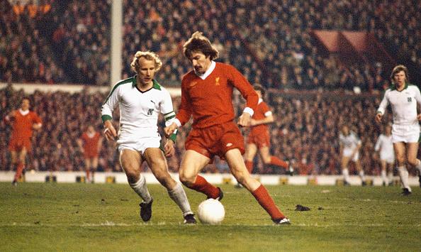 Liverpool - England「Liverpool v Borussia Mönchengladbach European Cup Semi Final 2nd leg 1978」:写真・画像(15)[壁紙.com]