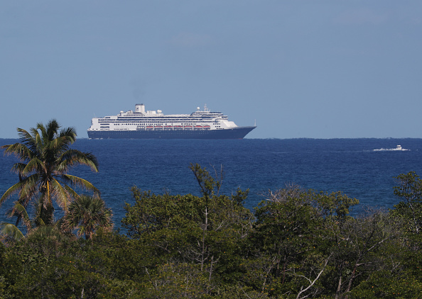 Netherlands「Zaandam And Rotterdam Cruise Ships Carrying Coronavirus Patients Dock In Florida」:写真・画像(16)[壁紙.com]