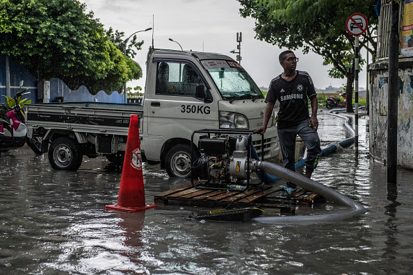 Torrential Rain「The Maldives - On The Front Line Of Climate Change」:写真・画像(16)[壁紙.com]