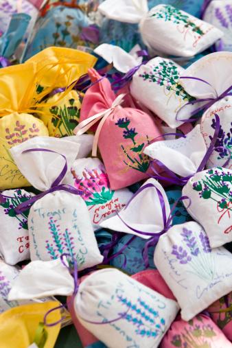 Gift Shop「Lavender packets, Trogir, Croatia」:スマホ壁紙(5)
