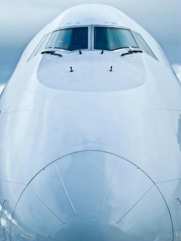 飛行機「ジャンボスタイル」:スマホ壁紙(17)