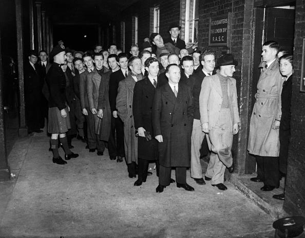 Recruitment「Conscription」:写真・画像(16)[壁紙.com]