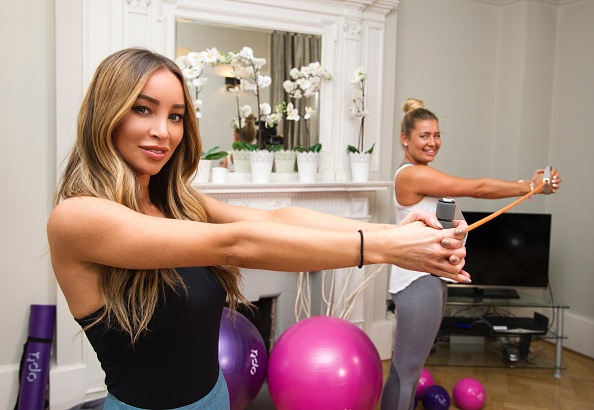 Domestic Life「Lauren Pope Launches New 'Opti' Fitness Range Available Exclusively At Argos」:写真・画像(9)[壁紙.com]