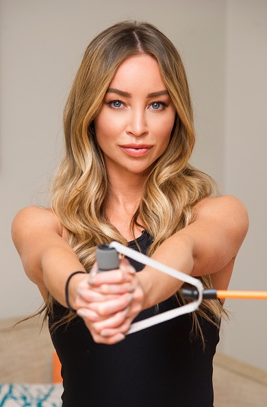 Eamonn M「Lauren Pope Launches New 'Opti' Fitness Range Available Exclusively At Argos」:写真・画像(0)[壁紙.com]
