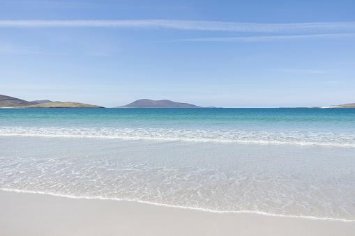 Outer Hebrides「Luskentyre Beach, Isle of Harris.」:スマホ壁紙(13)